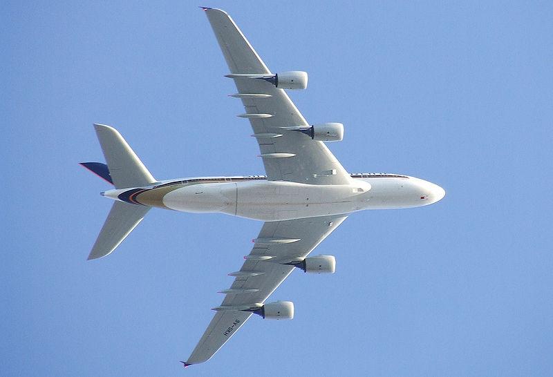 File:Singapore Airlines A380 9V-SKH.jpg
