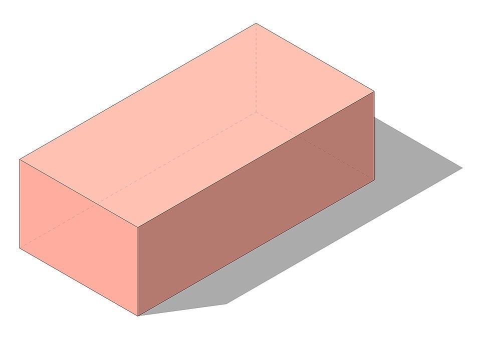Single brick