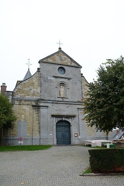 Sint-Niklaaskerk, Gooik