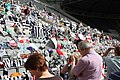 Sir Bobby Robson tributes at St James' Park, 5 August 2009 (2).jpg