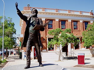 Parkes, New South Wales Town in New South Wales, Australia