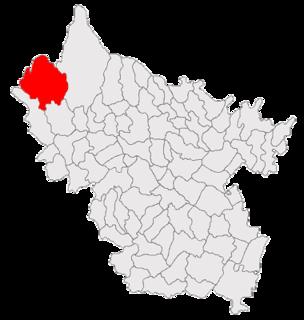 Siriu Commune in Buzău, Romania