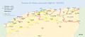 Situation Réseau Autoroutier Algérier - Mai 2015 - V.03.png