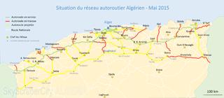 Transport in Algeria