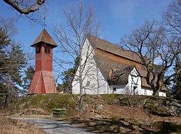 sköndals kyrka