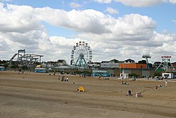 Skegness From the Pier - geograph.org.uk - 544115.jpg