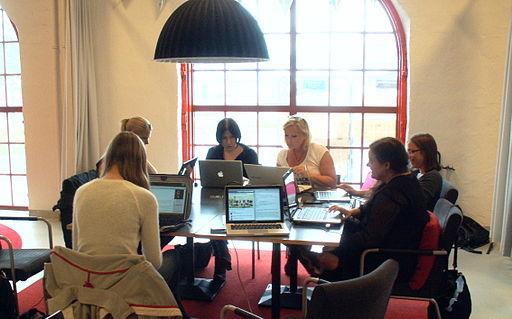 Skrivstuga, Litteraturhuset (2014-06-03)