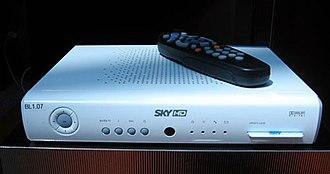 Sky Italia - Sky Box HD Pace