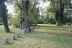 Slate Hill Cemetery - Slate Hill Burying Ground (Cemetery). October 2012.