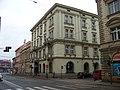 Smíchov, Plzeňská 29, Tomáškova 6, hotel Praga 1885.jpg