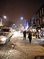 Snow and ice, Camden High Street NW1 - geograph.org.uk - 1631079.jpg