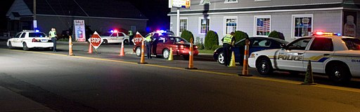Sobriety checkpoint easthaven ct