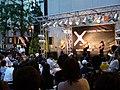 Soleil Blanc@Cross Hotel, Sapporo City Jazz 2009.jpg