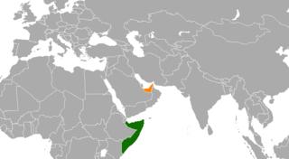 Somalia–United Arab Emirates relations Diplomatic relations between the Federal Republic of Somalia and the United Arab Emirates