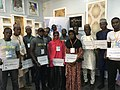 Some participants at Wiktionary Editathon Kaduna2.jpg