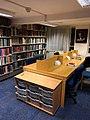 Somerville College Oxford, Christina Barratt Classics Room.jpg