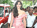 Sonam Kapoor at the audio release of Aisha.jpg