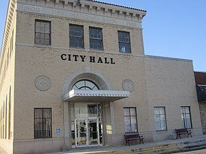 Sonora, Texas - Sonora City Hall