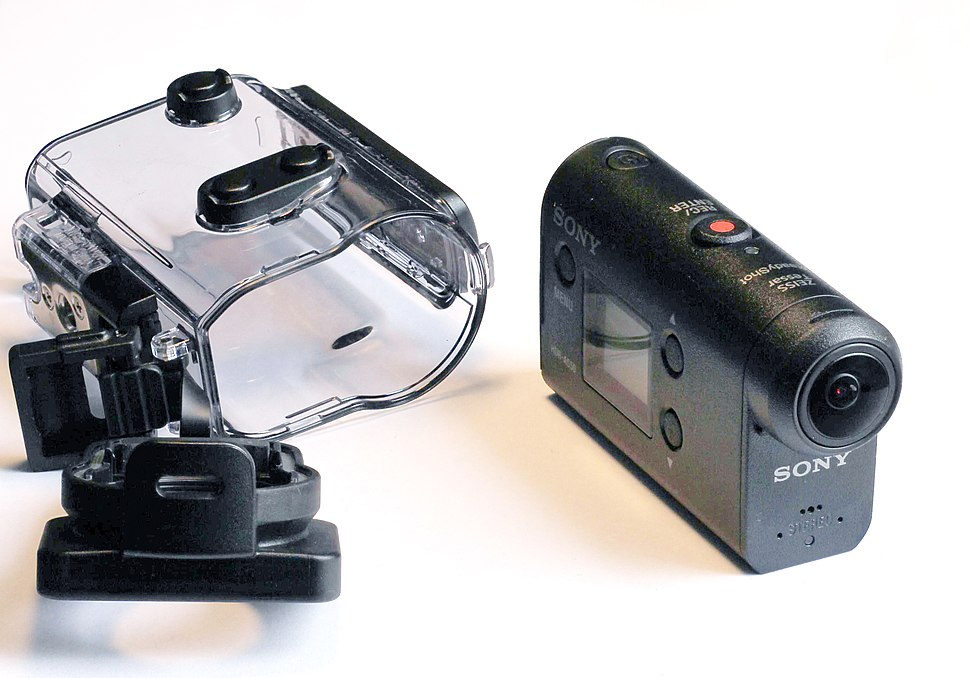 Sony HDR AS5 Action Cam 2 — Sven Volkens
