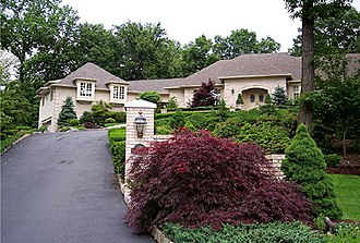 The Sopranos - The Soprano house in North Caldwell, New Jersey (2006)
