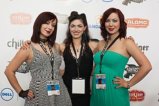 Jen and Sylvia Soska Canadian film director