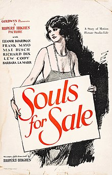 Souls for Sale (1923) film poster.jpg