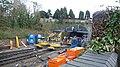 Southampton railway tunnel engineering works 5.JPG