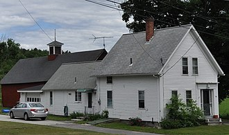 Bacon–Morse Historic District - SE corner of North Woodstock and Tipton Rock Roads