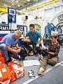 Soyuz MS-03 crew during Toxic Scene Generic training at JSC (2).jpg