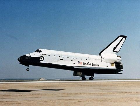 space shuttle challenger - 757×600