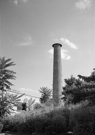 Sparks Shot Tower - Image: Sparks Shot Tower 2