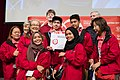 Special Olympics World Winter Games 2017 reception Vienna - Malaysia 03.jpg