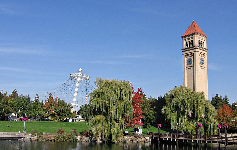 Spokane Riverfront Park 20061014