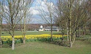 Campbell Park Cricket Ground