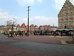 Square Amsterdam in Huis Ten Bosch 20140118.JPG