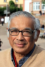 Srinivasa Varadhan portrait