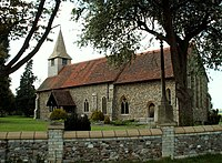 St. Augustine of Canterbury church, Birdbrook, Essex - geograph.org.uk - 167924.jpg