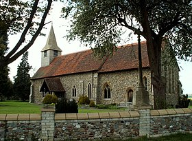 St. Augustine of Canterbury church, Birdbrook, Essex - geograph.org.uk - 167924.jpg
