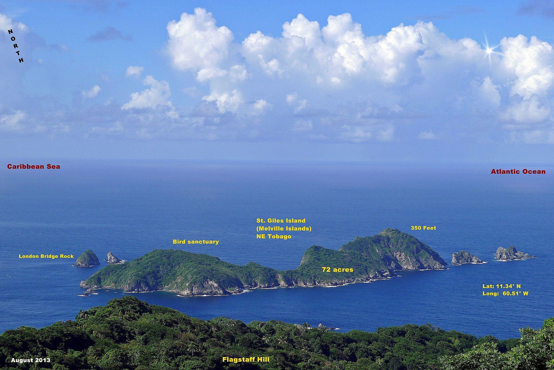 Little Gaspar Island Florida
