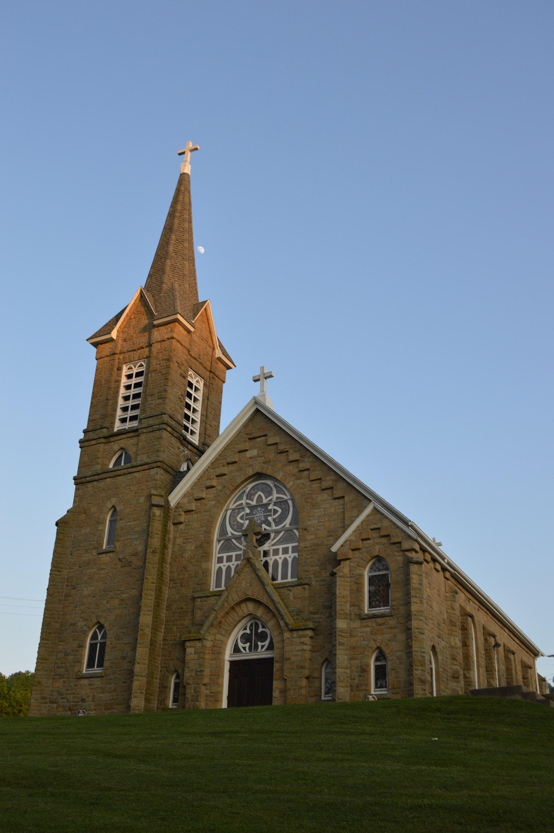 Catholic single men in noble county