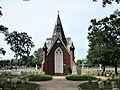 St. Joseph Cemetery - Seton Shrine 02.jpg