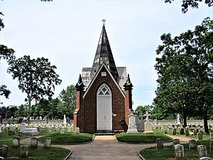 National Shrine of St. Elizabeth Ann Seton - St. Joseph Cemetery