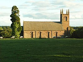 St. Mary's Church, Stapleton - geograph.org.uk - 481366.jpg