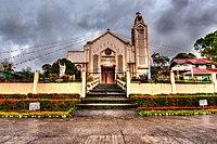 St. Michael Paris Church Pintuyan.jpg
