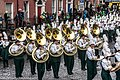 St. Patrick's Day Parade (2013) - Colorado State University Marching Band, Colorado, USA (8566288160).jpg
