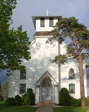 National Register of Historic Places listings in Nobles County, Minnesota - Image: St Killian Catholic