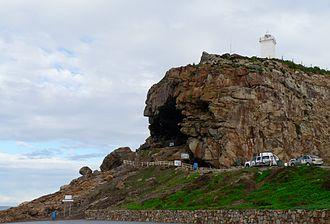 Mossel Bay - Cape St Blaize Cave