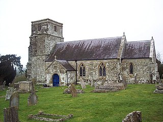 Sedgehill village in United Kingdom