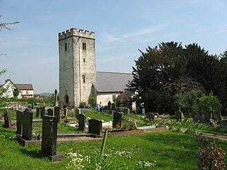 Llanedeyrn - St Edeyrn's church, Llanedeyrn