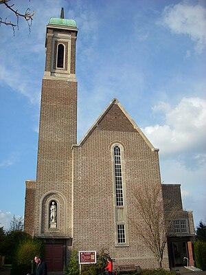Chesterton, Cambridge - Church of St George